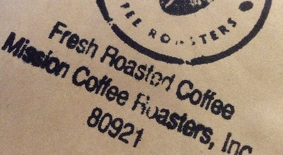 Photo of Coffee Shop Mission Coffee Roasters at 11641 Ridgeline Dr, Colorado Springs, CO 80921, United States