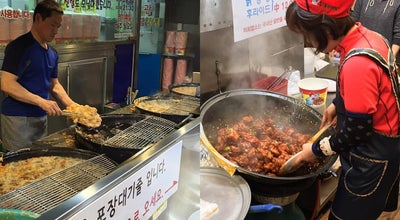 Photo of Fried Chicken Joint 신포찬누리닭강정 at 중구 우현로49번길 2-9, 인천광역시 400-150, South Korea