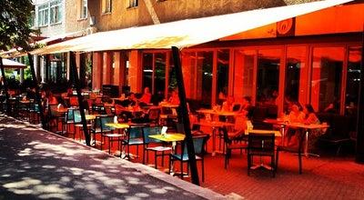 Photo of Coffee Shop Coffeedelia at Ул. Кабанбай Батыра, 79, Алматы 050000, Kazakhstan