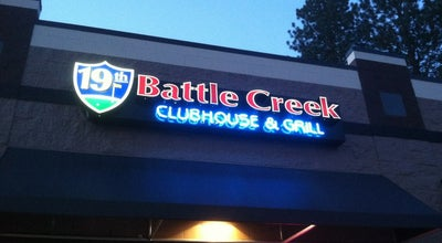 Photo of Bar 19th At Battlecreek Clubhouse and Grill at 5765 Commercial St Se, Salem, OR 97306, United States