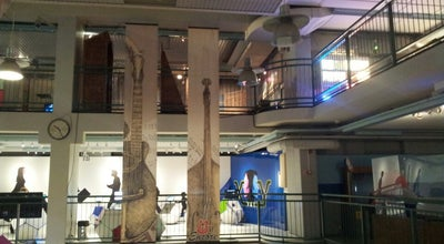 Photo of Science Museum Tiedekeskus Tietomaa at Nahkatehtaankatu 6, Oulu 90130, Finland
