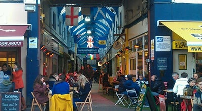 Photo of Market Brixton Village at Coldharbour Ln, Brixton SW9 8PS, United Kingdom