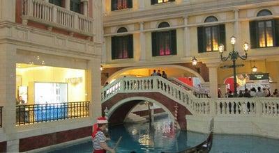 Photo of Hotel The Venetian Macau Resort 威尼斯人度假村 at Estrada Da Baía De N. Senhora Da Esperança, S/n, Taipa, Macao