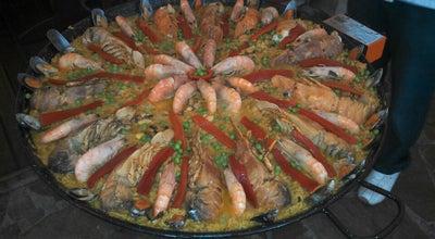 Photo of Brazilian Restaurant Alcide's Restaurante at Av. Dom Pedro I, 1398, Guarujá 11440-000, Brazil