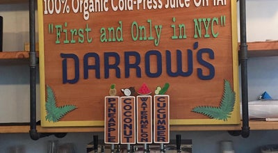 Photo of Vegetarian / Vegan Restaurant Darrow's at 115 E 18th St, New York, NY 10003, United States