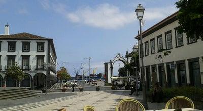 Photo of Monument / Landmark Portas da Cidade at Praça De Gonçalo Velho, Ponta Delgada 9500-063, Portugal