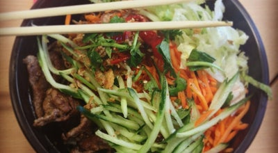 Photo of Vietnamese Restaurant Roll'd at Tg10 181 William St, Melbourne, VI 3000, Australia