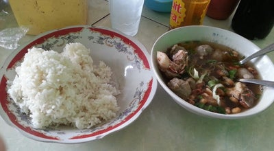 Photo of BBQ Joint WR bakso soto balung n sate babi at Dawan-klungkung, Indonesia