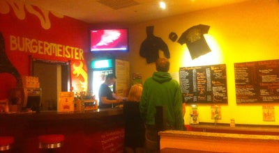 Photo of Burger Joint Burgermeister at Louisenstr. 54, Dresden 01099, Germany