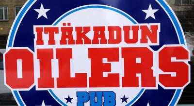 Photo of Bar Itäkadun Oilers at Itäkatu 16, Kotka 48100, Finland