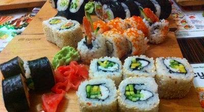 Photo of Sushi Restaurant Сушия / Sushiya at Вул. Козицького, 51, Вінниця, Ukraine