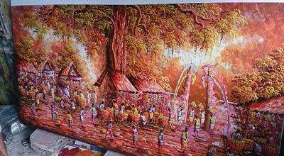 Photo of Art Gallery Kampung Seni Jelekong at Kampung Jelekong, Kecamatan Bale Endah, Kabupaten Bandung, Indonesia