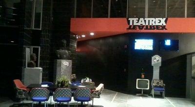 Photo of Theater Teatrex #El Bosque at Edif Fedecamaras, Caracas, Venezuela