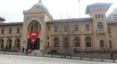 Photo of History Museum Ankara Palas at Cumhuriyet Cd., Ankara, Turkey