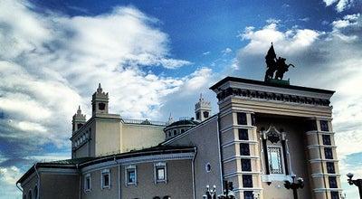 Photo of Theater Бурятский Государственный Академический Театр Оперы и Балета at Ул. Ленина, 51, Ulan-Ude, Russia