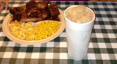 Photo of BBQ Joint Mac's Pit Barbecue at 815 E Market St, Rockport, TX 78382, United States