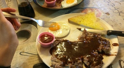 Photo of Steakhouse LEK Steak House at Next To Tutor Group., Abac Bangna, Bang Sao Thong, Thailand