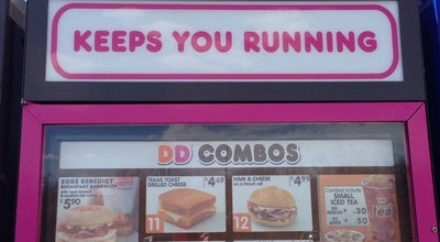 Photo of Donut Shop Dunkin Donuts & Baskin Robbins at 7501 S Westnedge Ave, Portage, MI 49002, United States