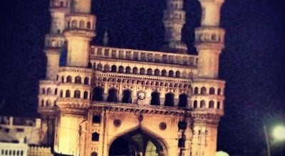 Photo of Monument / Landmark Charminar at Old City, Hyderabad 500002, India