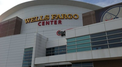 Photo of Hockey Arena Wells Fargo Center at 3601 S Broad St, Philadelphia, PA 19148, United States