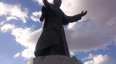 Photo of Monument / Landmark Monumento al Papa Juan Pablo II at Parque  Cruz Roja, Aguascalientes, Mexico