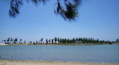 Photo of Beach Pantai Pasir Putih Remen Tuban at Desa Remen, Kabupaten Tuban, Indonesia