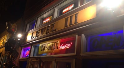 Photo of Bar LEVEL III at 114 N. Maple St., Murfreesboro, TN 37130, United States