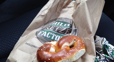 Photo of Bakery Philly Pretzel Factory at 976 Haddon Ave, Collingswood, NJ 08108, United States