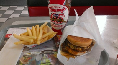 Photo of Burger Joint Original Tommy's Hamburgers at 11604 Valley Blvd, El Monte, CA 91732, United States