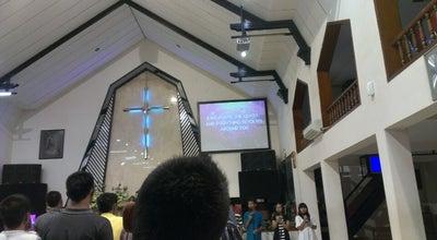 Photo of Church GPdI Elohim at Jl Diponegoro 125 Kota Wisata Batu 65314, Indonesia