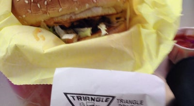 Photo of Burger Joint Triangle Drive-In at 753 E Barstow Ave, Fresno, CA 93710, United States