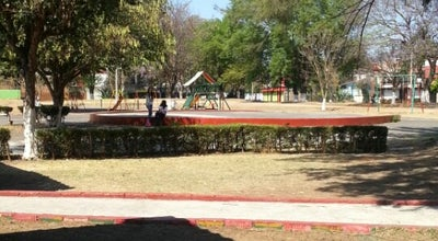 Photo of Playground Parque 150 at Mexico