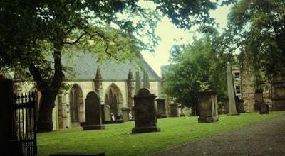 Photo of Cemetery Greyfriars Kirkyard at Candlemaker Row, Edinburgh EH1 2QQ, United Kingdom