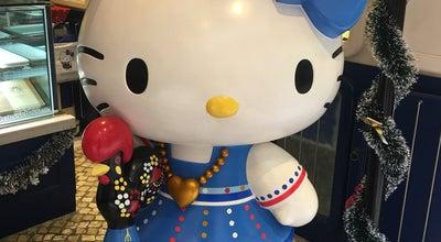 Photo of Dessert Shop Hello Kitty Obrigado at 新馬路板樟堂巷5-7a百好大廈地下a號舖, Macao