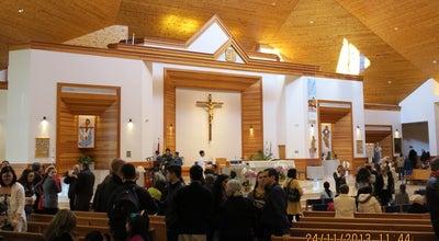 Photo of Church St. Matthew's Roman Catholic Parish at 16079-88th Avenue, Surrey, BC V4N 1G3, Canada