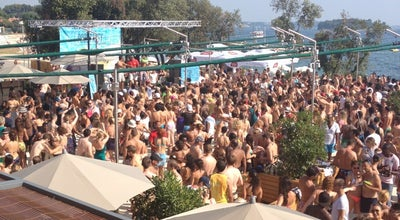 Photo of Hotel Bar Salsa Pool Party Amarin at Croatia