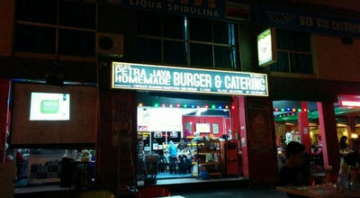 Photo of Burger Joint Petra Jaya Homemade Burger at Jalan Awang Ramli Amit, Sibu 96000, Malaysia