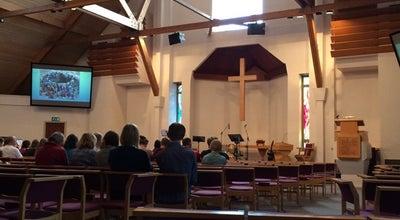 Photo of Church Emmanuel Church at Shepherds Lane, Guildford GU2 9SJ, United Kingdom
