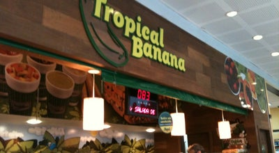 Photo of Juice Bar Tropical Banana at Shopping Mueller, Curitiba 80530-000, Brazil