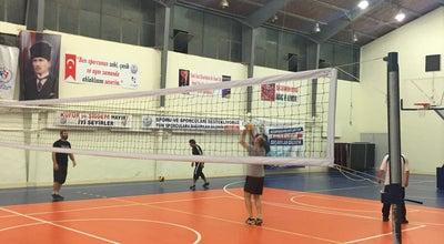 Photo of Basketball Court Simav Kapalı Spor Salonu at Hisarardı Mh. Hacı Mustafa Veral Cd., Simav, Turkey