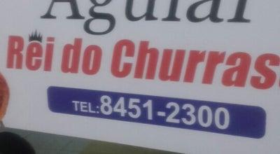 Photo of Diner Aguiar O Rei do Churrasco at 404 Sul, Av. Lo 11, Ponto 36, Palmas, Brazil