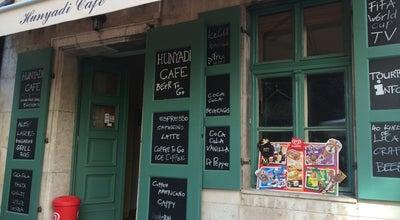 Photo of Coffee Shop Hunyadi Cafe at Hunyadi János Út 15., Budapest 1011, Hungary
