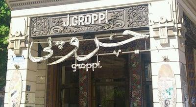 Photo of Dessert Shop Groppi | جروبى at Talaat Harb Sq, Wust El-Balad 11599, Egypt