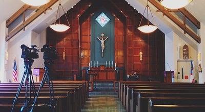 Photo of Church St. Matthews Anglican Church at 2300 Ford Rd, Newport Beach, CA 92660, United States