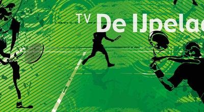 Photo of Tennis Court Tennisvereniging de IJpelaar at Trompenburgstraat 4, Breda 4834 KR, Netherlands