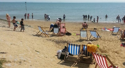 Photo of Beach Southend-on-Sea Beach at Marine Parade, Southend-on-Sea SS1 2EJ, United Kingdom