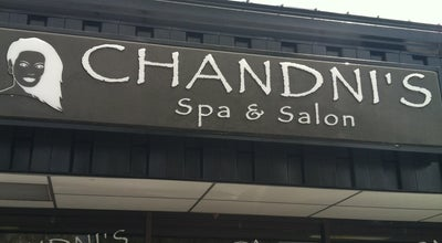 Photo of Spa Chandni's Spa and Salon at 744 E Chatham St, Cary, NC 27511, United States