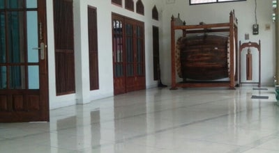 Photo of Mosque Masjid Ma'unatul Hakim at Mangun Jaya, Purwokerto 52111, Indonesia