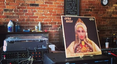 Photo of Coffee Shop Rabbitfoot Records Coffee Lounge at 309 E 1st St, Sanford, FL 32771, United States