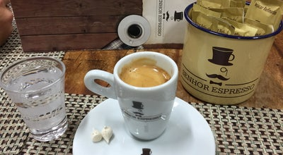 Photo of Cafe Senhor Espresso at R. Silva Jardim, 216, São José do Rio Pardo 13720-000, Brazil
